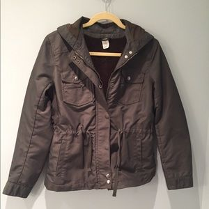 J Crew Rainy Day Utility Jacket